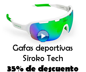 Gafas Siroko Tech