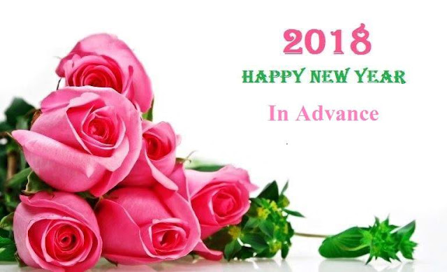 advance happy new year greetings