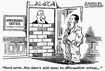 Rockwell's & Arnold's Take on Brown v Board: Affirmative