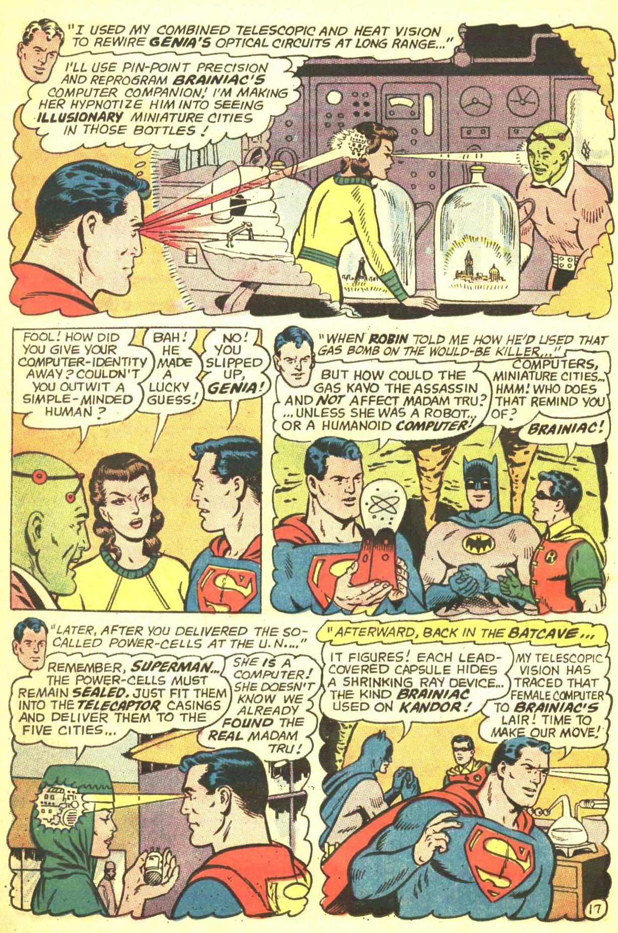 Read online World's Finest Comics comic -  Issue #164 - 22