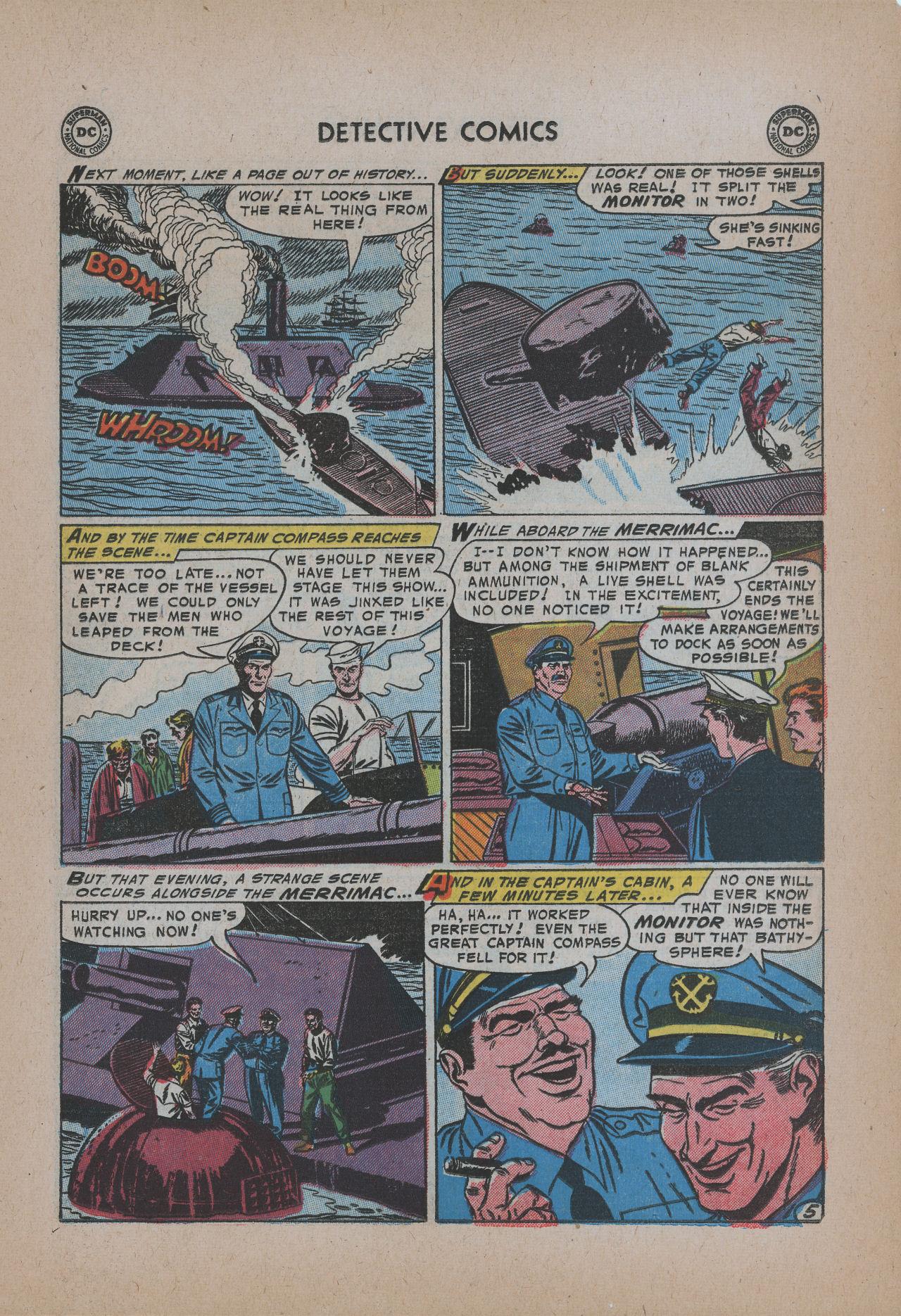 Detective Comics (1937) 221 Page 20