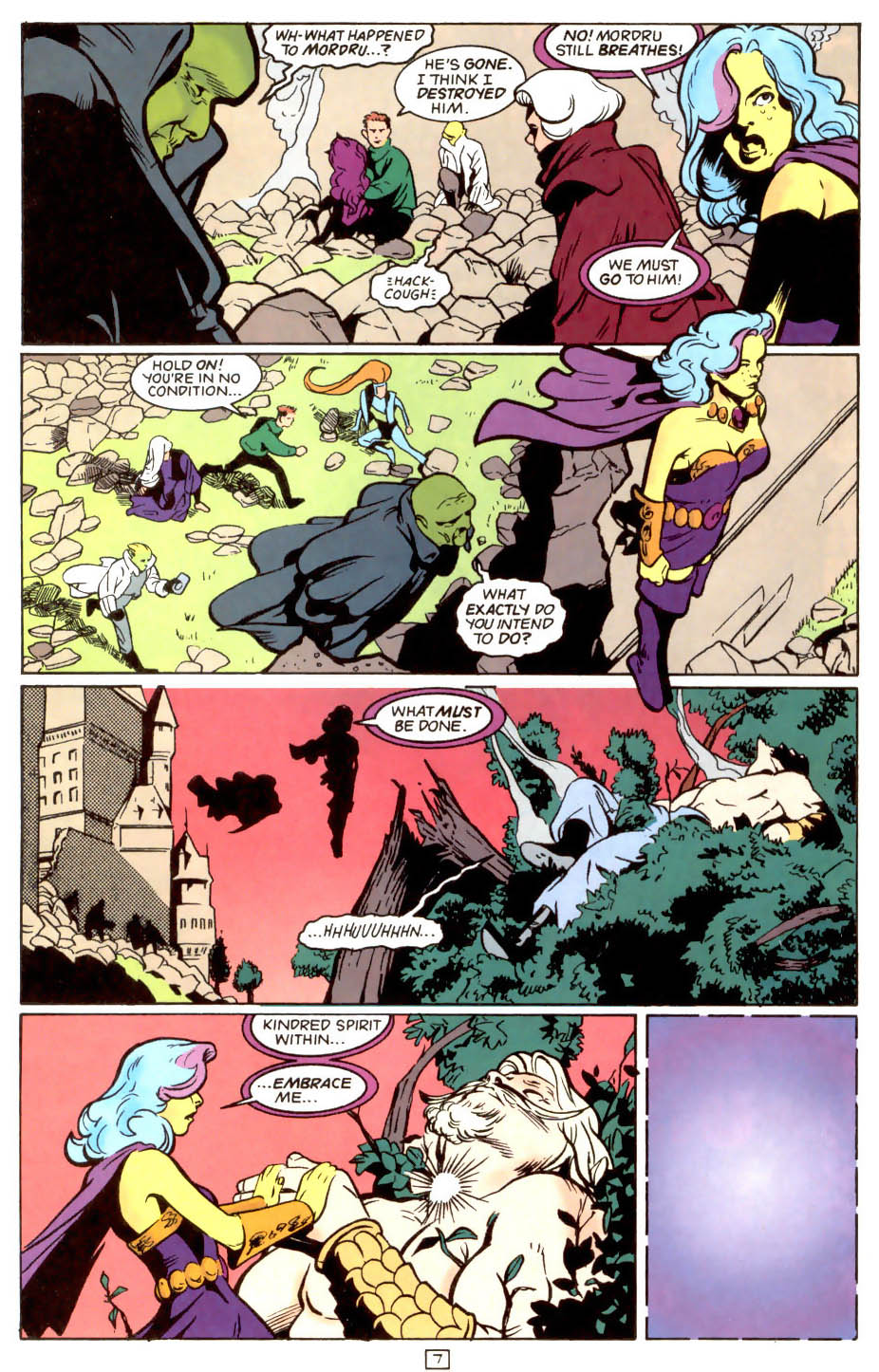 Legion of Super-Heroes (1989) 48 Page 7