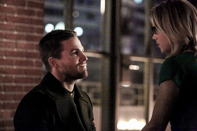 Arrow - Episode 4.13 - Sins of the Father - Promotional Photos
