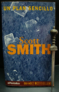 Portada del libro Un plan sencillo, de Scott Smith