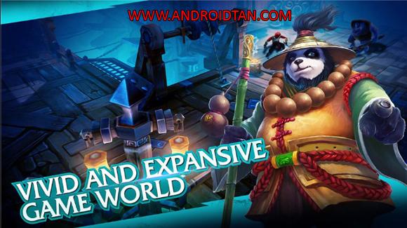 Taichi Panda: Heroes Mod Apk Free Download