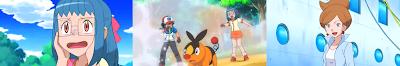 Pokemon Capitulo 12 Temporada 16 Nuevos Lugares, Rostros Familiares