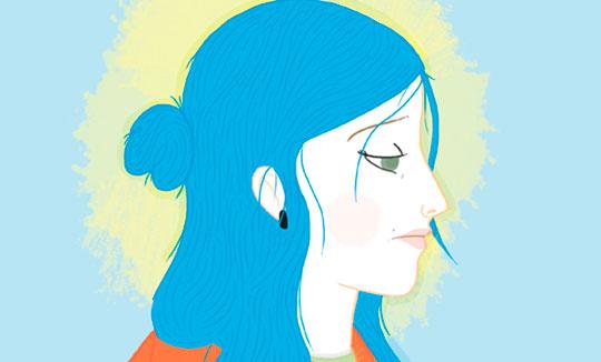 Ilustración, Clementine de Juana Puentes aka ilustrado