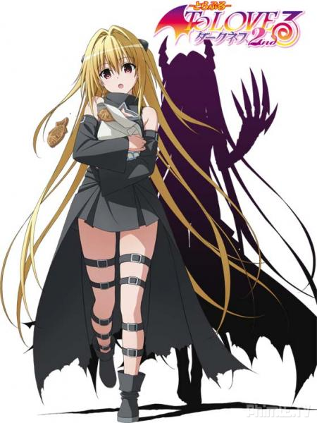 To Love Ru Darkness Season 2