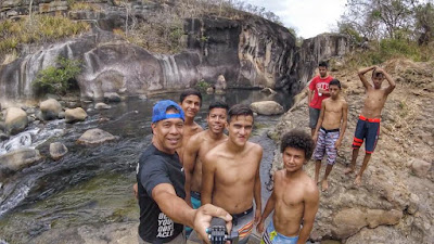 Cliff Jumping Costa Rica, Cliff Jumping Rio Colorado Liberia Costa Rica, Beachbody on Demand Free Trial, How To Workout While Traveling