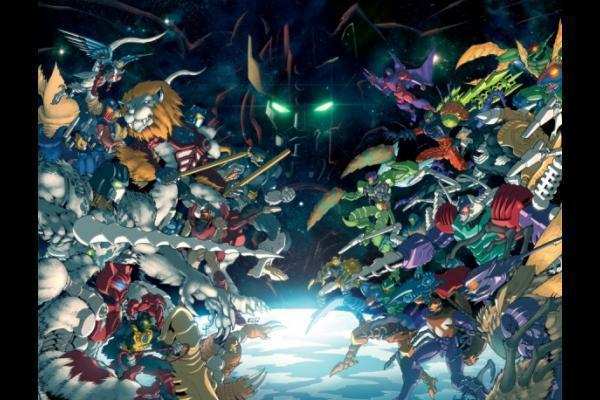 Supreme 3d Wallpaper Transformers Matrix Wallpapers Beast Wars Varios 3d