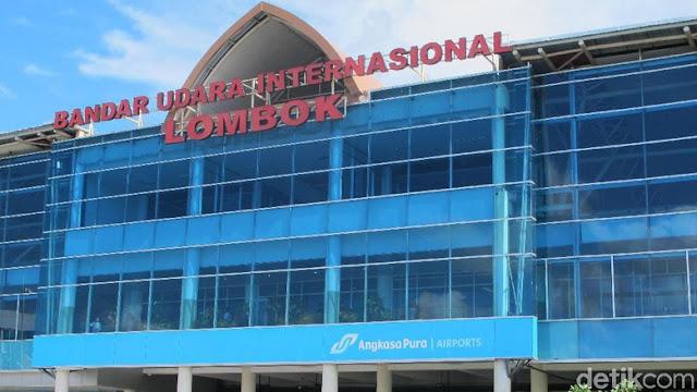 Bandara Lombok Ganti Nama, Demokrat: Modus Jokowi Copot Prasasti SBY
