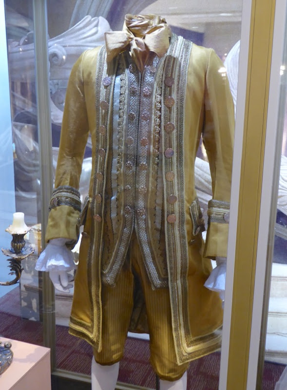 Beauty and the Beast Lumiere movie costume
