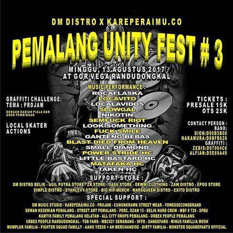 Pemalang Unity 3