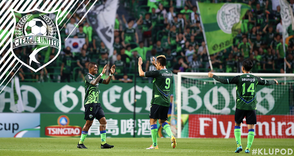 The K League United Podcast: AFC Champions League 2019 Preview: Group G
