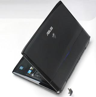 Laptop Gaming ASUS ROG G72GX Bekas