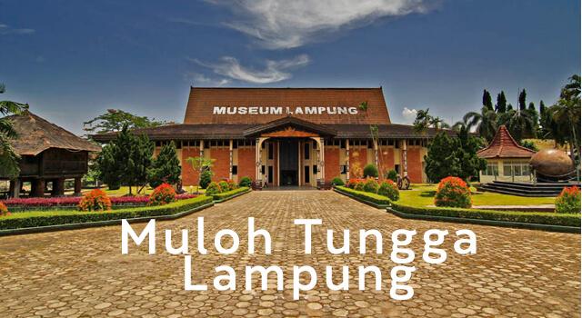 Lirik Lagu Muloh Tungga