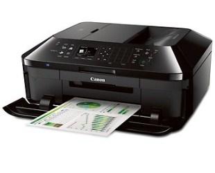 Canon PIXMA MX722 Printer Driver and Manual Download