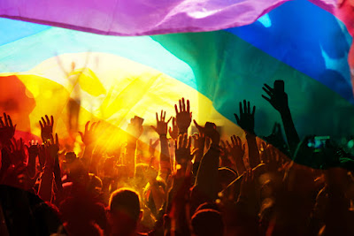 Entre los Eventos y festivales en Islandia en Agosto está este del Orgullo Gay