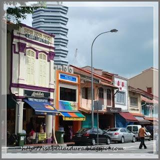 tempat menarik, singapore, singapura, kampung arab singapore