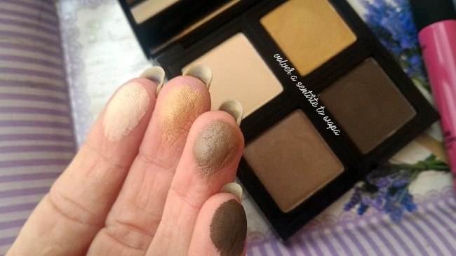 Paleta de sombras Go for Gold de The Body Shop