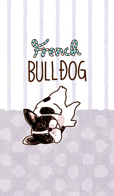 THE French Bulldog.