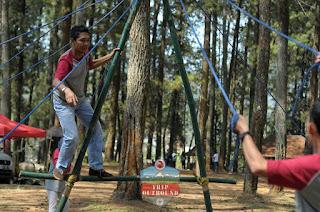 Personal Development - Outbound Lembang Bandung