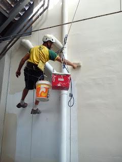 Disfrute de trabajos verticales en Sevilla