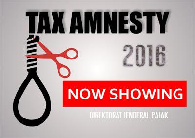 Atas Harta yang Belum atau Kurang Diungkap dalam Pengampunan Pajak / Tax Amnesty