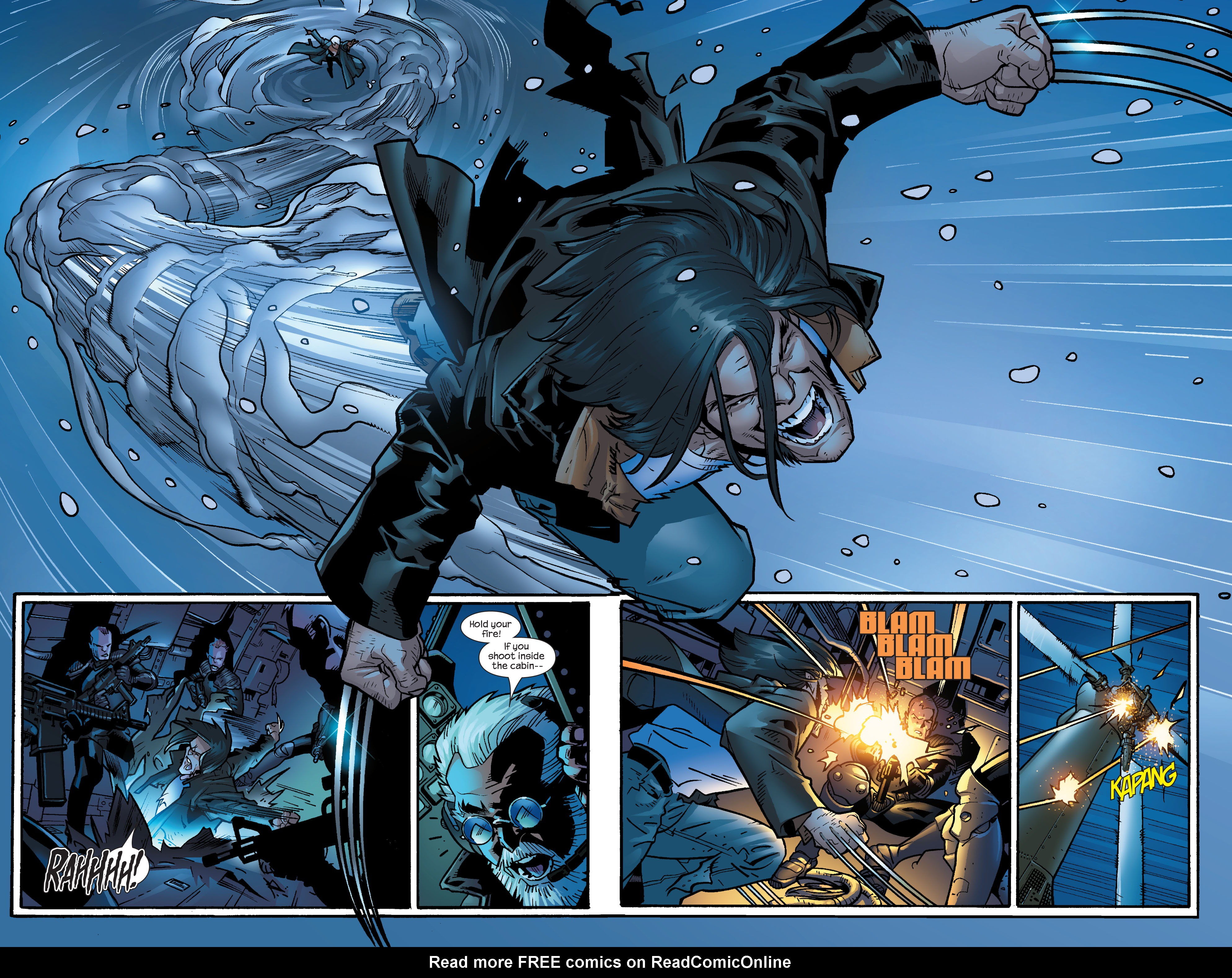 Read online Ultimate X-Men comic -  Issue #60 - 15