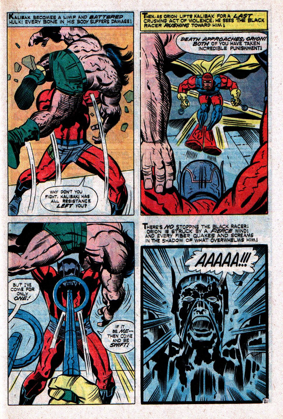 The New Gods (1971) issue 11 - Page 29