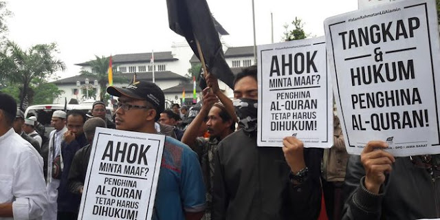 Ormas Islam Aceh Gelar Aksi 4 November Tuntut Ahok di Penjara