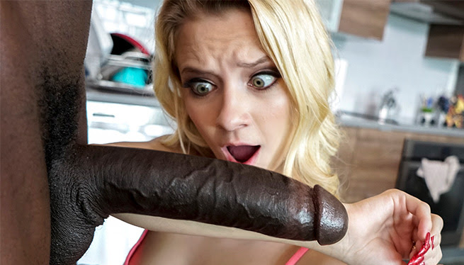 BangBros - Riley Star Fucking Her Black Stepdad After His Trip MonstersOfCock
