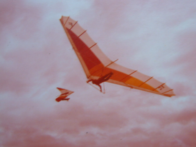 Canadian hang gliding and paragliding history
