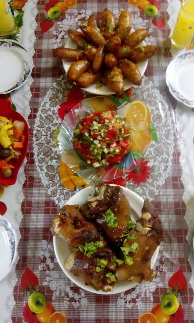 سلسلة حلقات إفطارك عندنا في شهر رمضان الكريم ( الحلقة العاشرة )