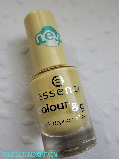 Paznokcie :: Essence, Colour & Go, 51 Mellow Yellow
