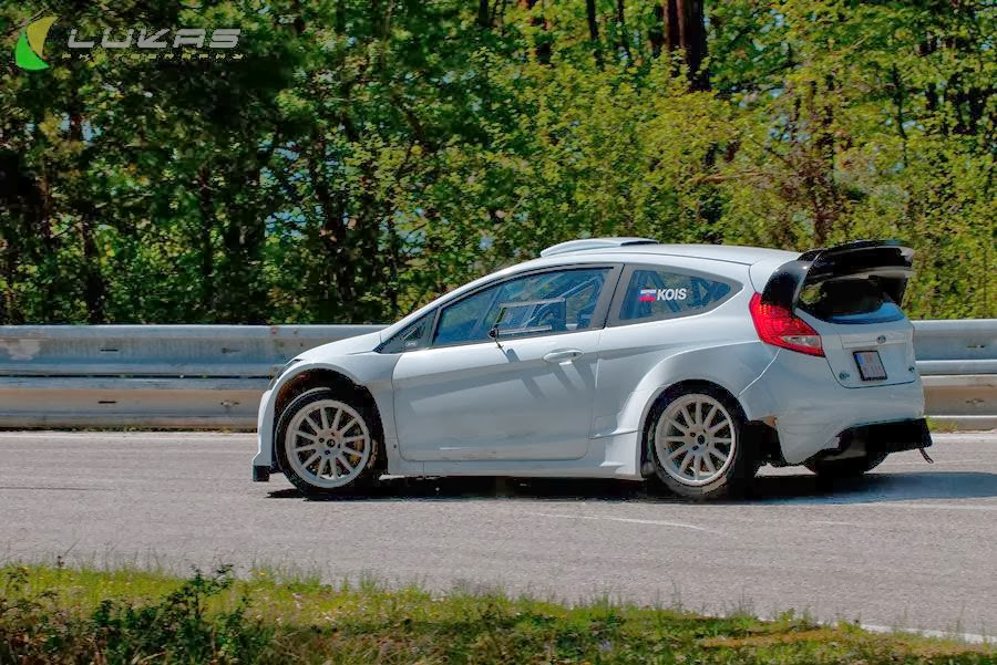 2012 Ford Fiesta Rally Car | Auto Restorationice