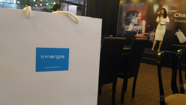 LAUNCHING OF INNERGIE, CHARGING REIMAGINED, CHARGING WITH STYLE