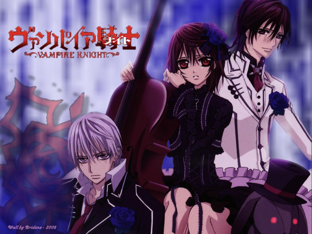 Anime Vampire Serien