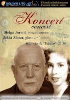 Helga Juretić i Jakša Zlatar, koncert, Bol slike otok Brač Online