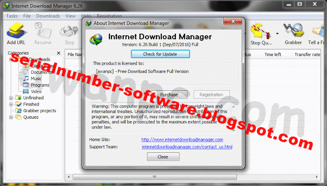 Idm Serial Key 6.26 Build 3