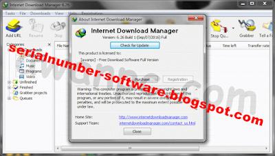 IDM 6.26 Build 1 Full Serial Number Working