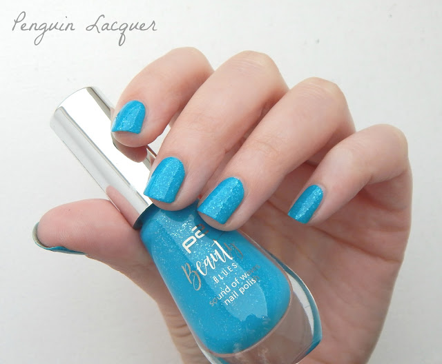 p3 beauty blues 050 blue treasures mit flasche