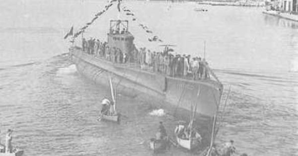 19 January 1941 worldwartwo.filminspector.com Italian submarine Neghelli