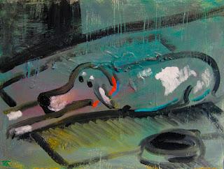Artists and Animals: Kerry Thompson, aka Kerry Millard