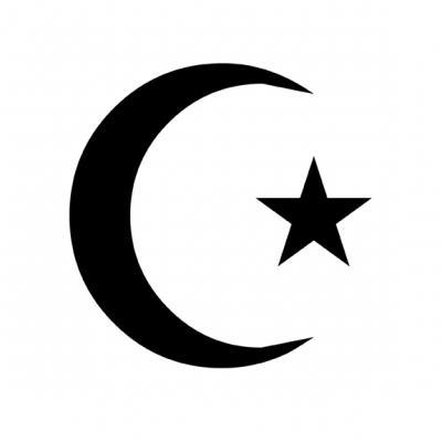 Crescent Moon and Star Tattoos - Tukang Kritik