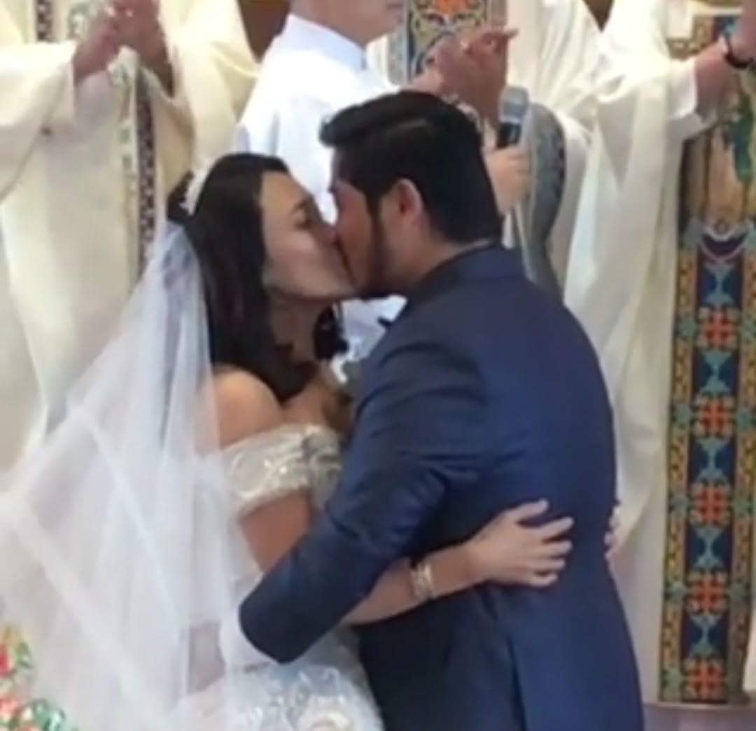 Ai-Ai delas Alas and Gerald Sibayan Wedding Photos