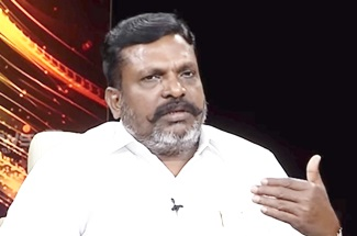 Exclusive Interview with Thol. Thirumavalavan 17-03-2018