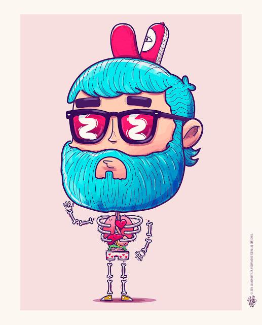 Juancho Styler ilustración