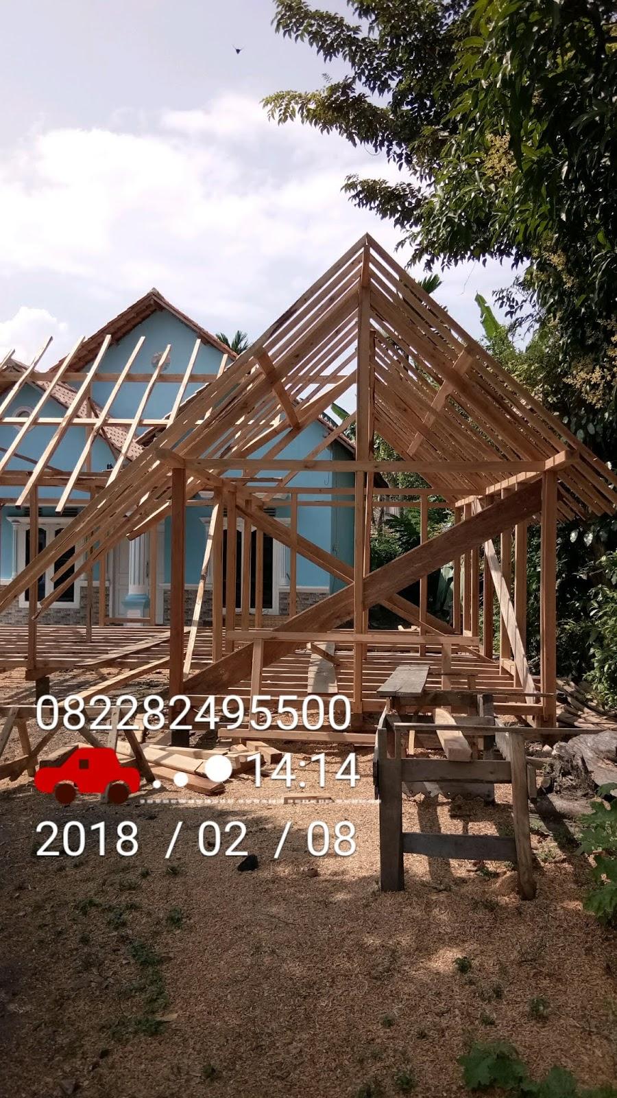 Rumah Kayu Bongkar Pasang Palembang 082282495500 Produk