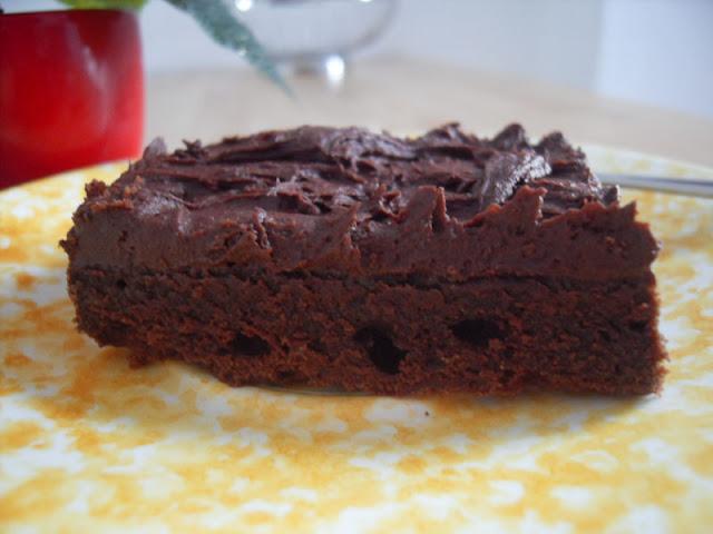 Zimt-Brownies | Cinnamon Brownies | Foodblog rehlein backt